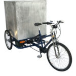 Delivery trike details and specs