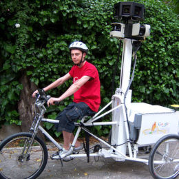 Using Main Street Mobility's pedal truck frame. Manufactured in Colorado.