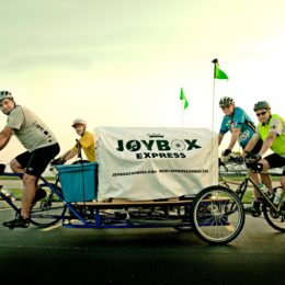 Main Street Mobility - pedal-powered vehicles. Custom orders welcome.